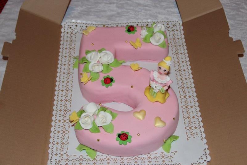 Фото тортов.цыфры
