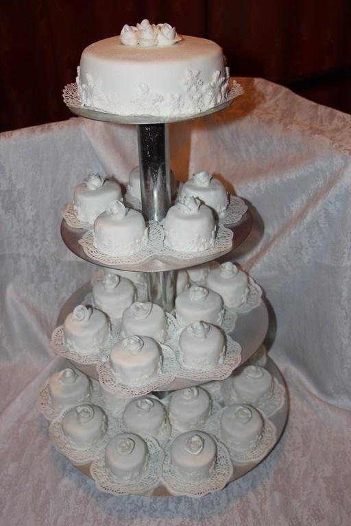 Мини пироженые
