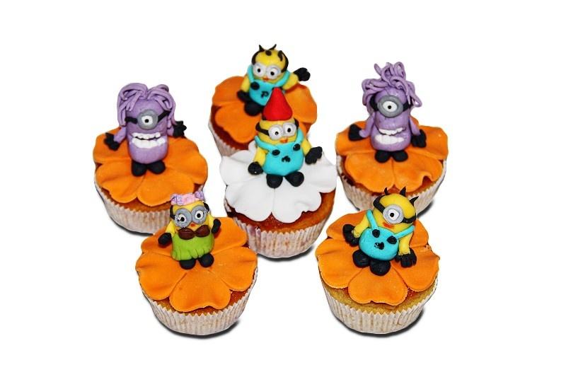 Minjoni cupcake