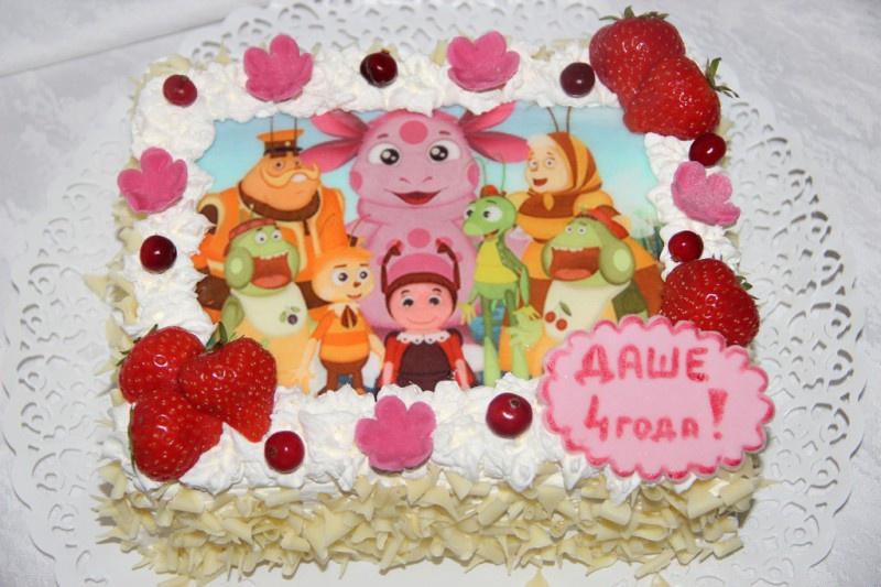 Королевский торт из творога фото 9