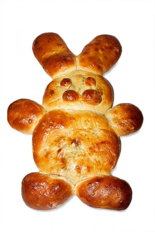 Пирог Зайчик