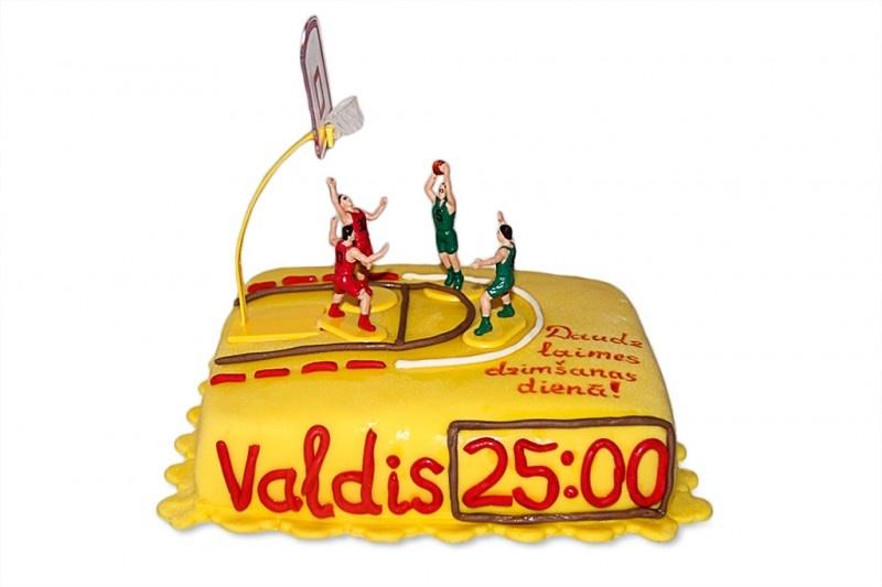 Баскетболисту