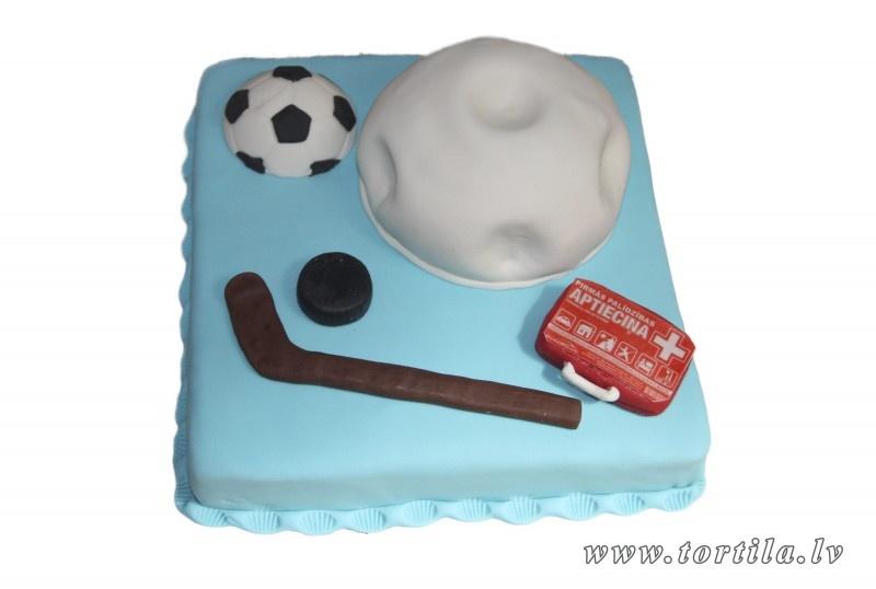 Тортик для спортсмена