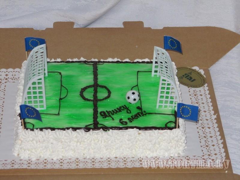 Futbola laukums (želeja)