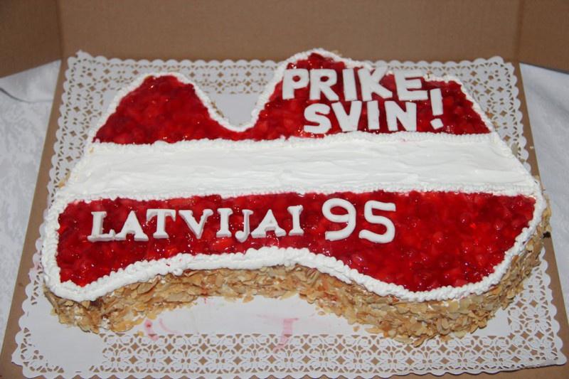 Latvijai 95