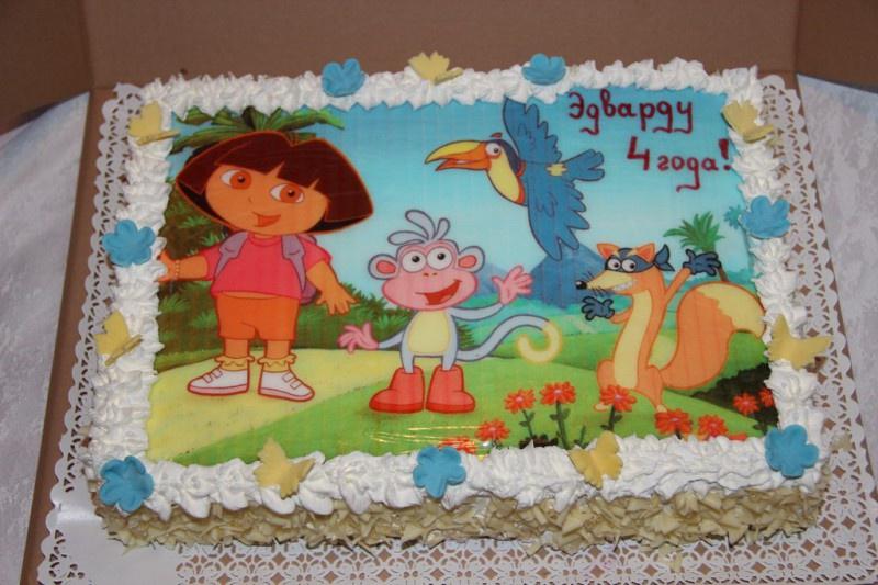 Фото торт