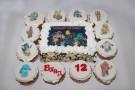 Ekskluzīvās tortes pēc pasūtījuma Rīgā